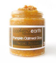 Pumpkin Oatmeal Glow  #handmade #soap #skincare #giftidea #pumpkin #natural