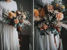Boheemit talvihäät – stailattu hääkuvaus Epaalan Anselmilla Wedding Inspiration, Wreaths, Table Decorations, Fall, Home Decor, Autumn, Decoration Home, Door Wreaths, Fall Season
