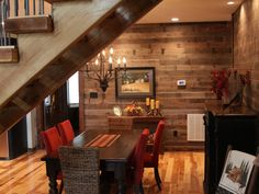 Would love to do a barnwood wall of some sort?