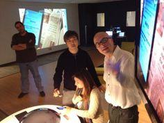 Globe Lab: espacio para la innovación en productos periodísticos.