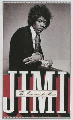 """""""JIMI: The Man and His Music"""""""