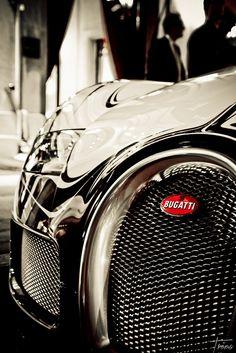 ♂ transportation silver car Bugatti details