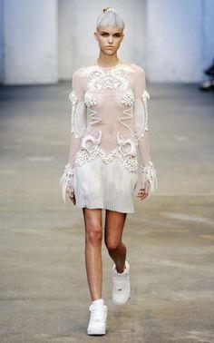Anne Sofie Madsen S/S 2013 | Trendland: Fashion Blog & Trend Magazine