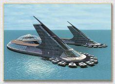 Futuristic City | futuristic city