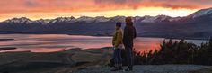 Best places to watch the sunrise | New Zealand