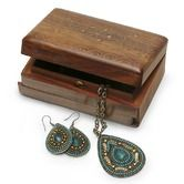 Boxes & Baskets   Fair Trade Homewares Delicate Hearts Jewellery Box $22.95 To place an order for this beautiful home decor items, click on the link below www.oxfamshop.org... #oxfam #oxfamshop #fairtrade #shopping #homedecor