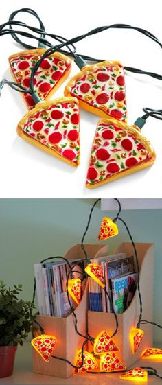 Pizza light string #pizza