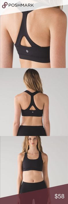 NWT Lululemon Fast Lane Bra Brand new! The tag came off as I was trying it on... would totally trade for an 8! Just a little more snug than I prefer for myself, but definitely makes for a great training/running bra!! 😍 fits like a small. Cheaper via P P 👌🏼 lululemon athletica Intimates & Sleepwear Bras