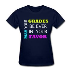 May Your Grades Be Ever in Your Favor