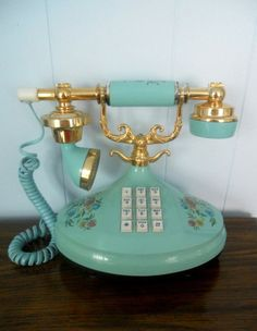 Love these types of telephones