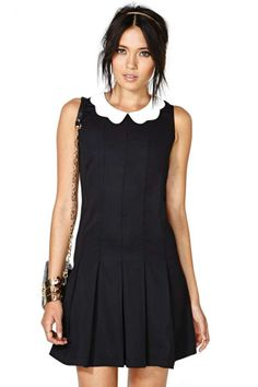 From Here to Wednesday Dress