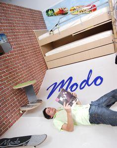 Κουκέτα / MODO MOBILE