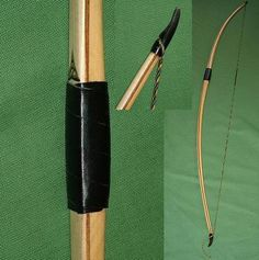 how to make an english longbow