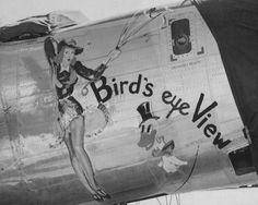 B-24, Bird's Eye View