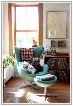 Egg Chair!