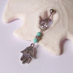 Belly Button Jewelry Belly Button Ring Belly by JeweledNavel, $11.00