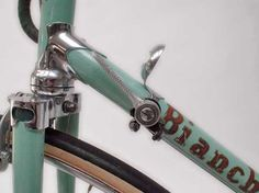 """classicvintagecycling: """" Bianchi Tour de France 1953 10 """""""