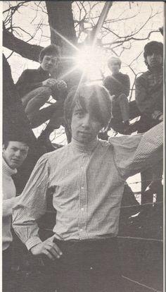 The Hollies circa 1967.