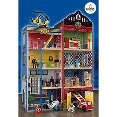 22 Best Superhero House Images Doll House For Boys Toys Dollhouses