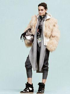 #isabel_marant Isabel Marant Sneakers #sneakers #shoes #women