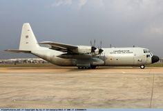 Foto Thailand - Air Force Lockheed C-130H Hercules 60111