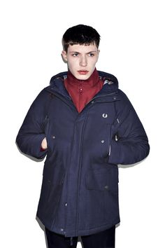Fred perry portwood