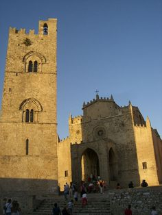 Erice, Sicily #YES I WAS HERE <3 <3