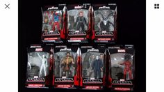 TV Movie and Video Games 75708: Marvel Legends Spiderman Infinite Series Baf Rhino Complete Set Of 7 Figure -> BUY IT NOW ONLY: $179.95 on eBay!