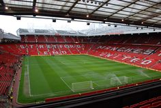 Europe: England Old Trafford Manchester