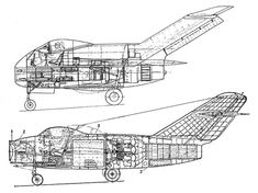 And if not the Ta 183 for Germany, why not the Pulqui II? Luftwaffe, Focke Wulf, Technical Drawings, Ww2 Planes, Fighter Aircraft, Panzer, Aircraft Carrier, Cutaway, Rockets