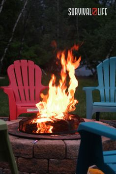 There is nothing like a nice firepit to warm yourself during cold nights. What is stopping you from having one in the comforts of your own backyard? Who knows maybe this article is the inspiration that you need so read on. #firepit #diyfirepit #campfire #survivalskill #survival #preparedness #survivallife