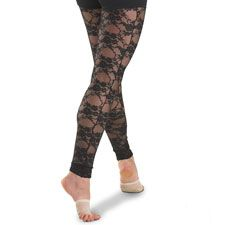 Dancewear Solutions lace dance tights.