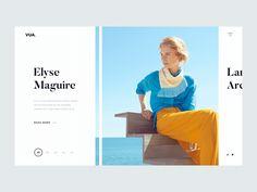 Interactions de l'interface utilisateur de la semaine # 97 - Muzli -Design Inspiration
