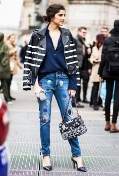 Why You Should Really Reconsider Your Basic Denim via @WhoWhatWearUK