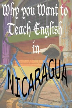 Teach English Nicaragua with Teach English: ESL