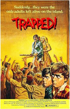 Trapped! - 1976 - Movie Poster