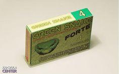 Green Snake Forte potencia a kígyóméreg erejével