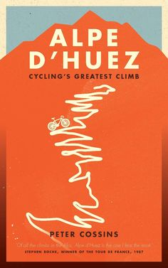 alpe-d'huez-cycling's-greatest-climb-peter-cossins book cover