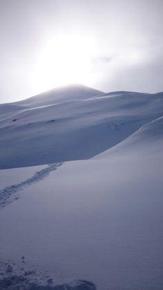 Hintertux, Austrian Alps - POWDER-TIME