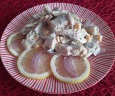 śledzie - PrzyslijPrzepis.pl Pudding, Desserts, Food, Deserts, Custard Pudding, Puddings, Dessert, Meals, Yemek