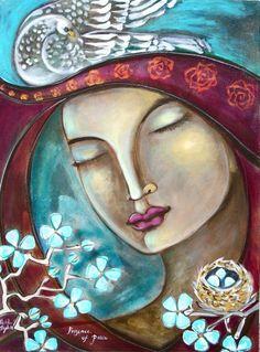 Presence of Peace By Shiloh Sophia McCloud