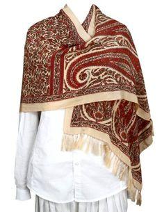 Rectangular Hand Painted Silk Scarf Fashion Women Accessories Indian Dresses ShalinIndia, http://www.amazon.co.uk/dp/B00EIFQ57A/ref=cm_sw_r_pi_dp_V7Rksb0JX0F83