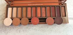 Urban Decay Naked Heat Mac Eyeshadow Alternatives