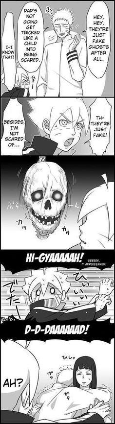 It's funny how Naruto ran to Hinata and Bolt was going to run into Naruto lol 😂😆 Sasuke, Naruto Gaiden, Naruto Shippuden Anime, 5 Anime, Anime Shows, Anime Love, Uzumaki Family, Naruto Family, Sasunaru