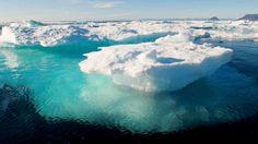 Minimo storico per il ghiaccio della Calotta polare artica
