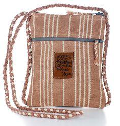 Passport Bag in Lavender