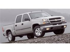 2005 Chevy Silverado. Great truck. I thought the 5.5 foot box was cool looking
