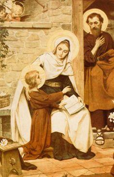 JESÚS , JOSÉ Y MARÍA, QUIERO MORIR EN VUESTRA DULCE COMPAÑÍA !!!