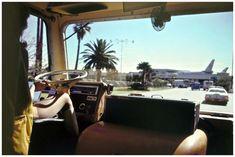 Joel Meyerowitz. 'Los Angeles Airport, California' 1976