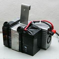 bateria exterior